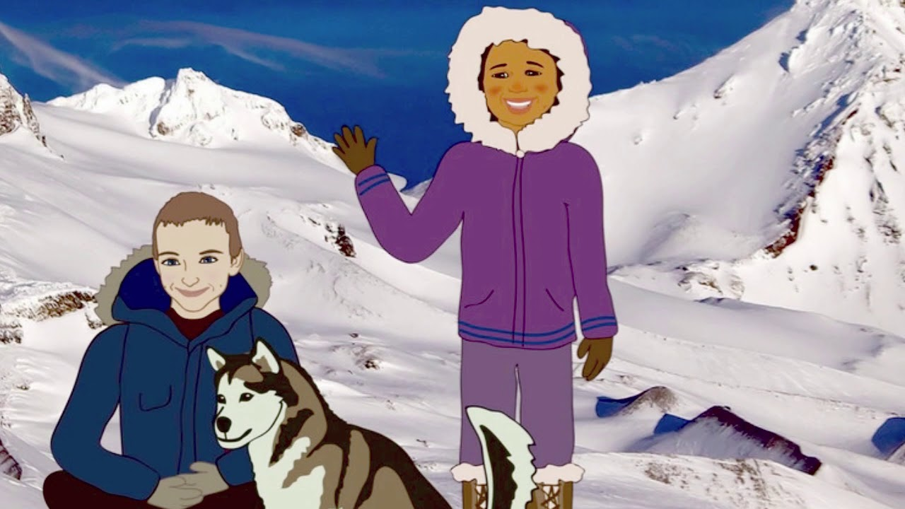 Polar Pen Pal Intro - Mark & Meeka's Arctic Life