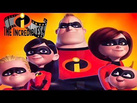 Los Increibles 2 Juego De La Pelicula Completa En Español Disney Pixar Youtube
