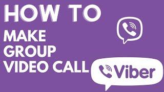 How to make a Group Video Call on Viber screenshot 5