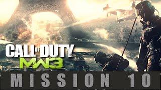 Call of Duty Modern Warfare 3 Mission 10 Iron Lady Gameplay Walkthrough [PC]