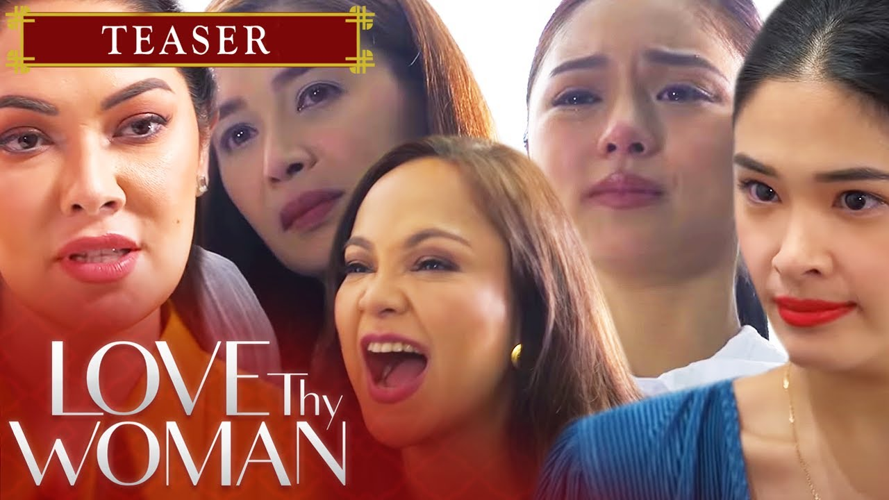 Love Thy Woman: The Last Woman Standing Finale Trailer