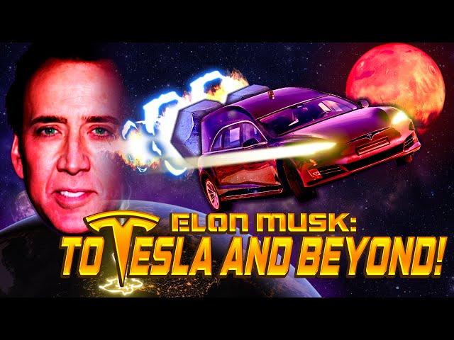 Elon's Musk 2020 OFFICIAL TRAILER (Nicolas Cage as Elon Musk Film)