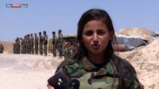 أكراد إيران يشاركون في العمليات ضد داعش