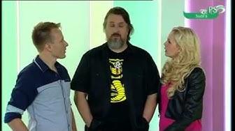Puoli seitsemän PS puffi Kristo Salminen