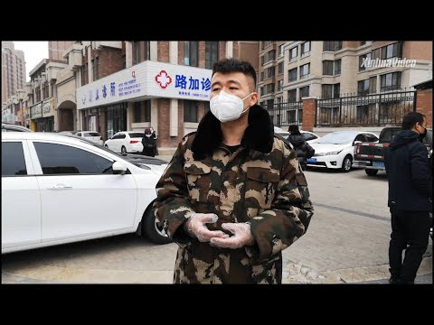 Chinese veteran hands out face masks for free amid coronavirus outbreak, From YouTubeVideos
