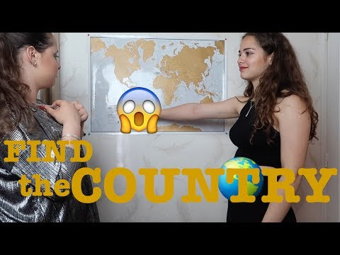 Find the country challenge