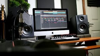 How To Turn Your Bedroom Into A Home Studio (2018)