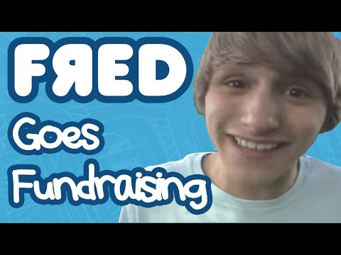 Fred Goes Fundraising