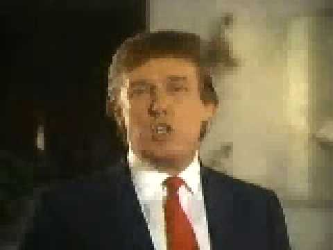 Donald Trump Early Trump Hotels and Casino Commercial