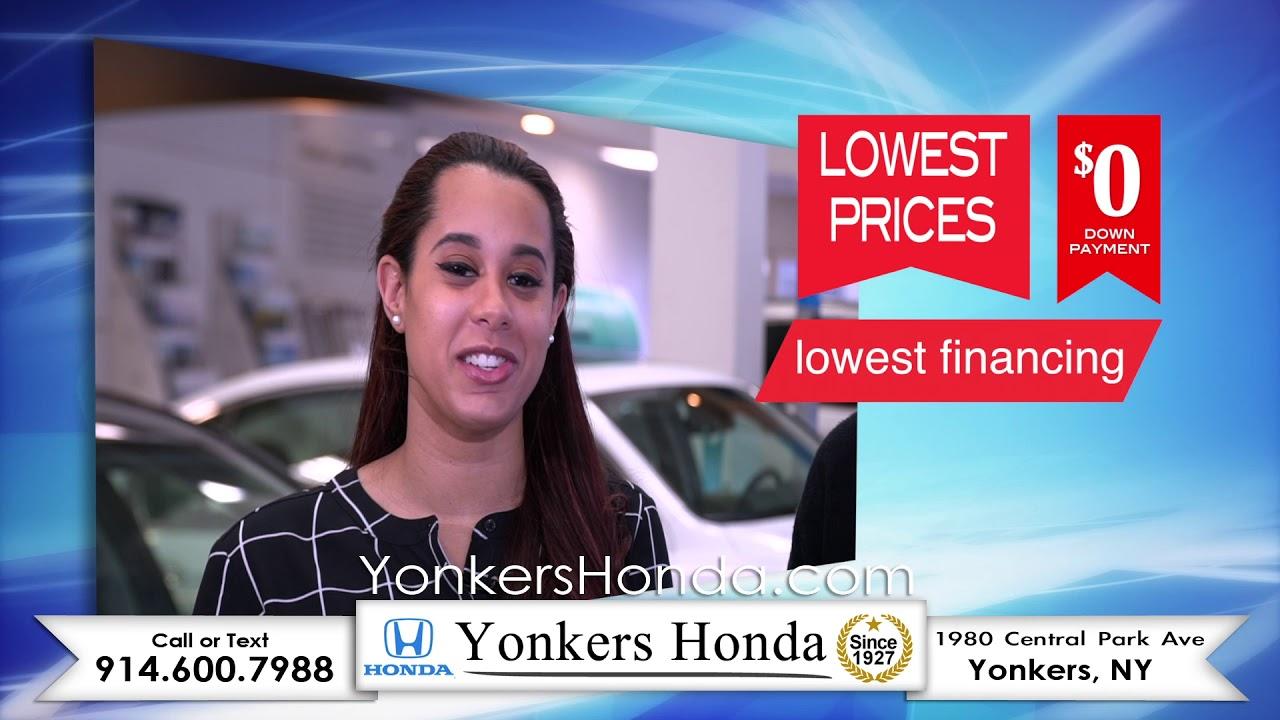 Yonkers Honda Service >> Yonkers Honda Yonkers Ny Cars Com