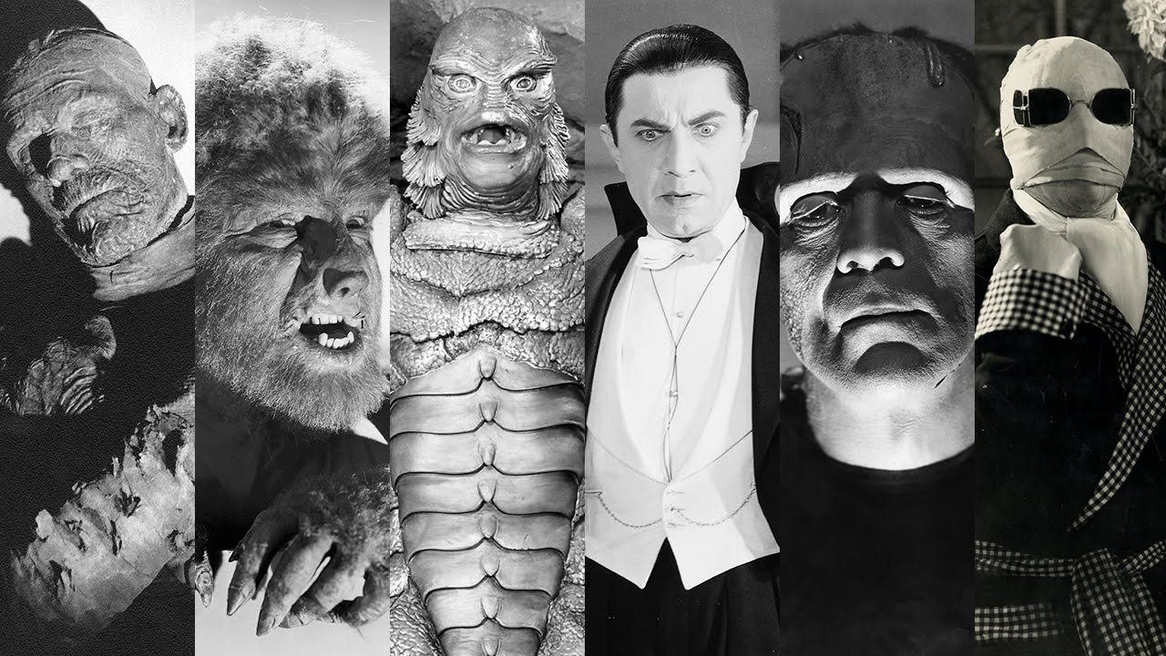 classic movie monsters to get avengers style shared