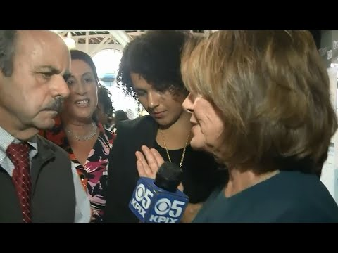 PELOSI RESPONDS:  Rep. Nancy Pelosi talks with KPIX 5 about DREAM Act demonstration