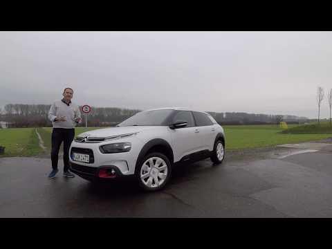2018 Citroen C4 Cactus - First Test Drive Video Review