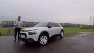 2018 Citroen C4 Cactus - First Test Drive Video Review