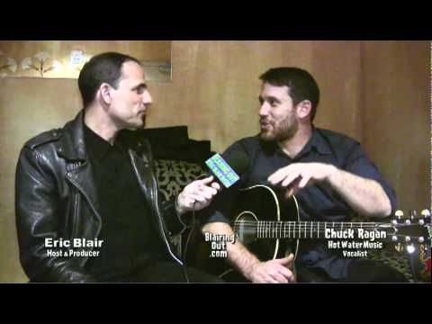 Hot Water Music's CHUCK RAGAN  talks w Eric Blair about his life in music