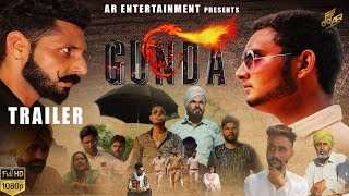 Gunda(A Life Story) - Trailer | Punjabi Web Series | AR Entertainment