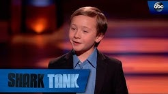 Jack's Stand Pitch - Shark Tank