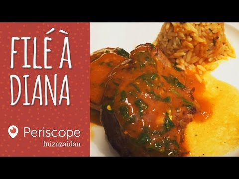 FILE À DIANA - [Periscope - Luizazaidan] | LUIZA ZAIDAN