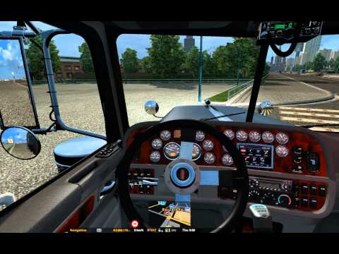 Euro Truck Simulator 2 - PC - updated Brutal Environment