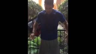 Josh Murray ALS Ice Bucket Challenge