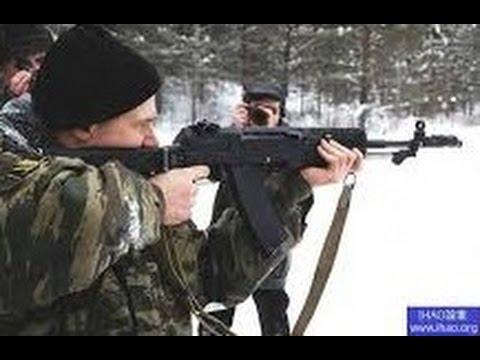 挑戰新聞軍事精華版--士兵全面汰換新裝備,俄國趕造「AK12」 步槍
