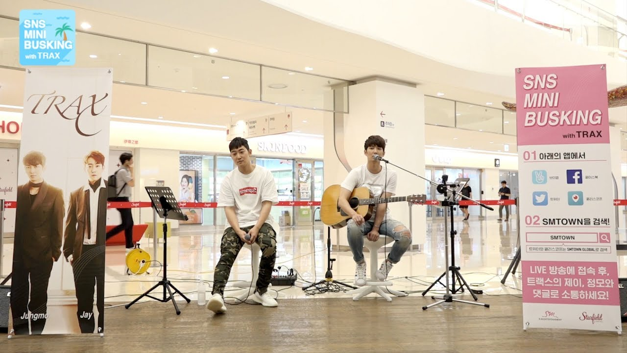 SNS MINI BUSKING with TRAX 트랙스_(10)