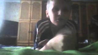 Приём по боксу #1(Моё первое видео не судите строго., 2015-12-14T06:09:45.000Z)