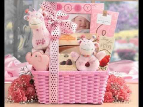 Diy Baby Shower Gift Decor Ideas For Girls Youtube