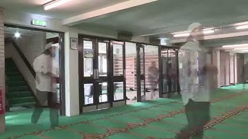 #ramadaninaday - Arriving for prayer at Birmingham Central Mosque