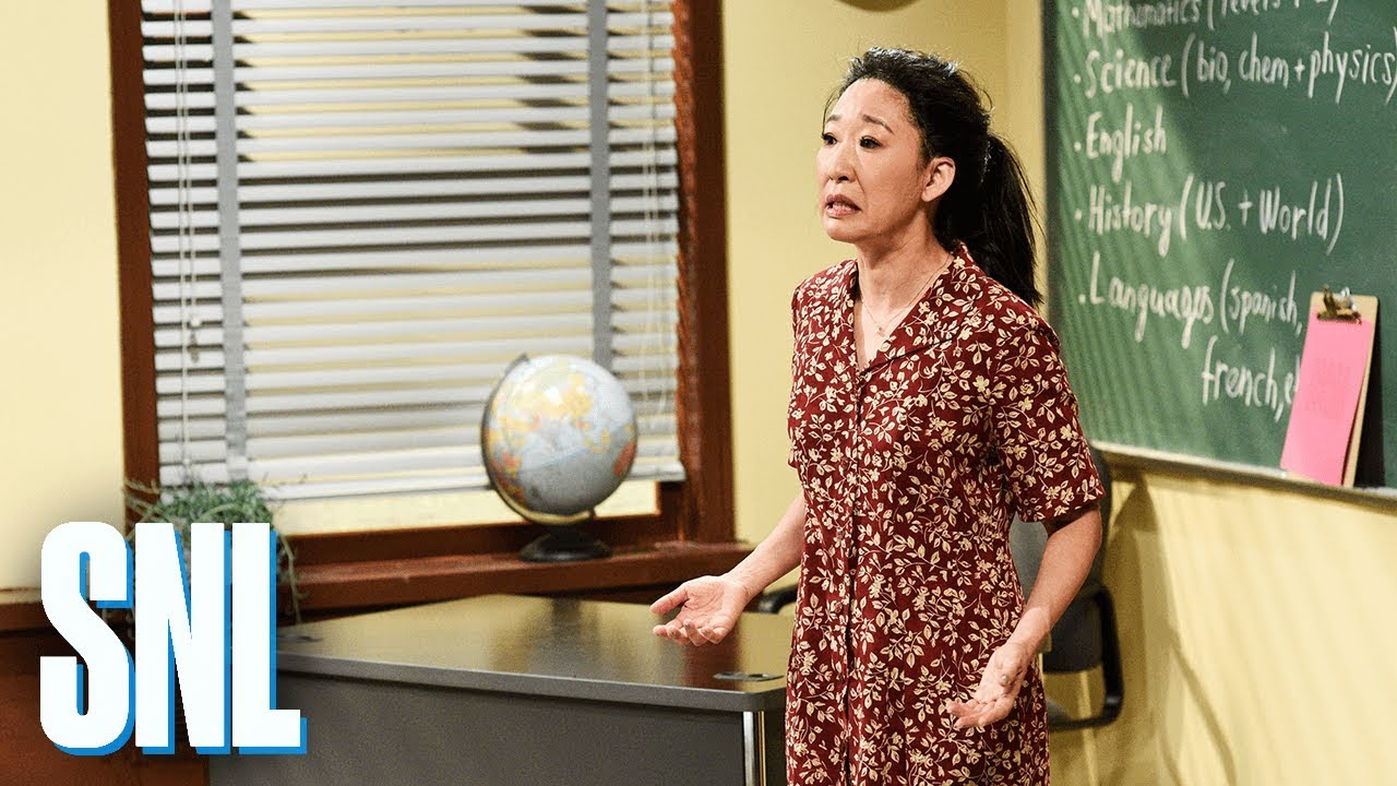 SNL Review: Sandra Oh Hosts, Best Sketches Embrace The