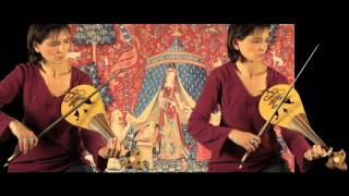 Rebec :medieval music by Fabienne Pratali:PLUIESs EN OC