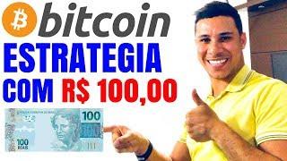 TOP Estratégia Para Ganhar DINHEIRO Com BITCOIN Investindo POUCO