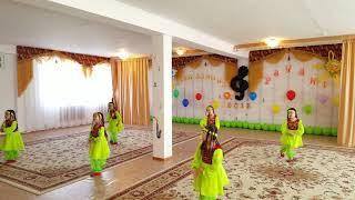 Рауан 2016 Узбекский танец д/с №16