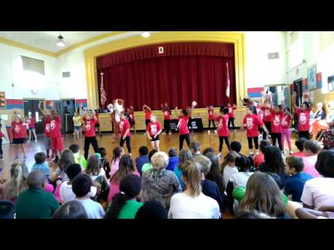 Draper Elementary school Dance