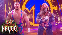 Tommaso Ciampa and Bron Breakker look to write next chapter of NXT WWE NXT Oct 26 2021