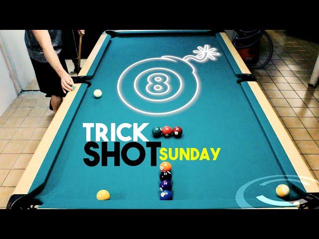 Trick Shot Sunday 🎱📼: Week 4