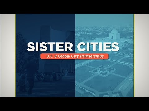 Local And Global: What Are Sister Cities?