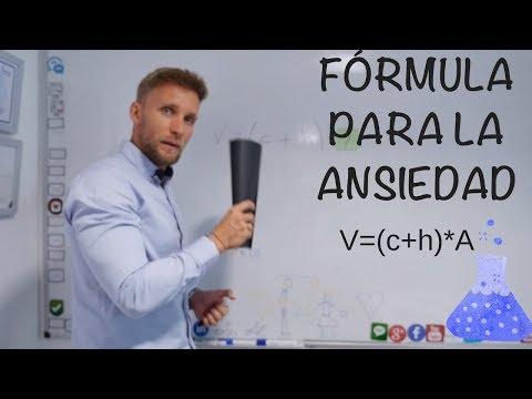 [V=(C+H)*A] // Una fórmula para la ansiedad