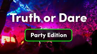 Truth or Dare: Interactive Questions Game (Party Edition) screenshot 5