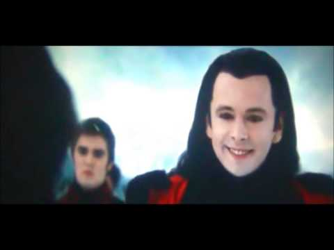 Wtf Cinema Twilight Breaking Dawn Michael Sheen At His Finest