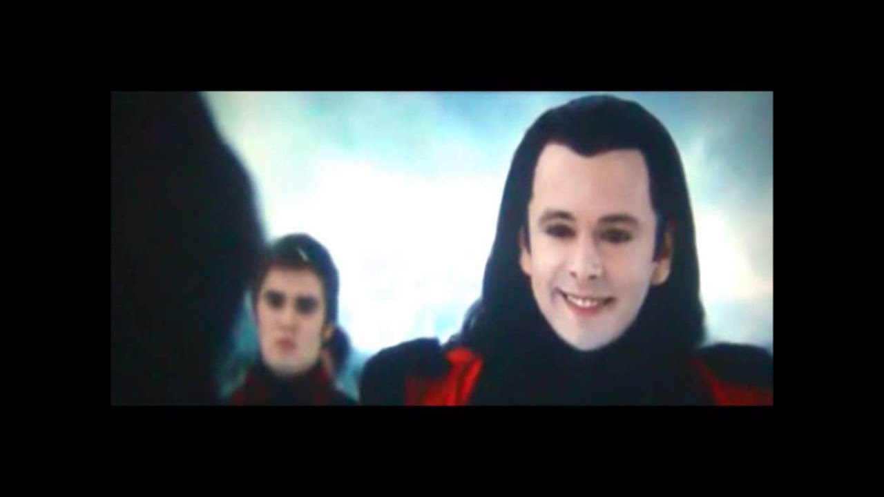WTF Cinema? Twilight: Breaking Dawn - Michael Sheen at his finest ...