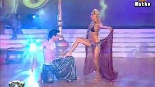 Pablo Juin & Emilia Attias   Gala de Árabe