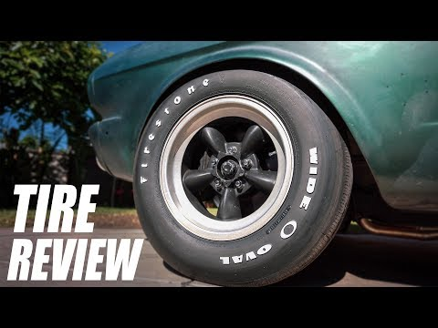 Firestone Wide Oval Radial Tire | Review