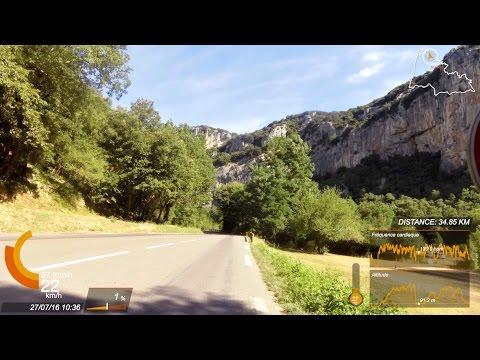 2016.07.27 Sur les traces de Chris Froome Vallon Pont D'arc (1080p Large 25 fps)