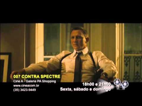 Novo Filme Do Agente 007 Entra Em Cartaz Youtube