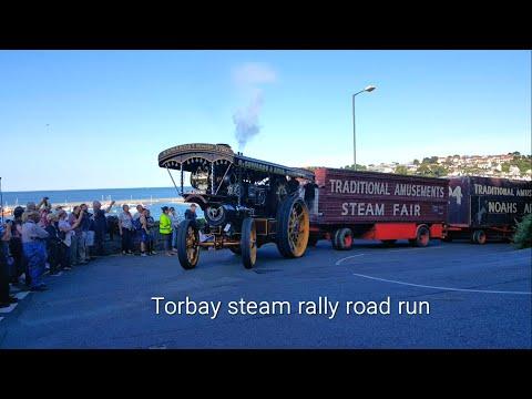 Torbay Steam Fair 2015 Road Run