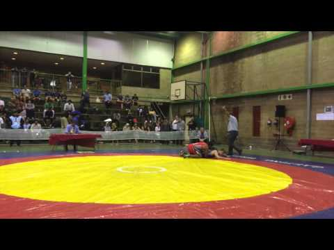 2013 Commonwealth Championships: 66 kg Amit Dhanter (IND) vs. Phillip Roberts (ENG)