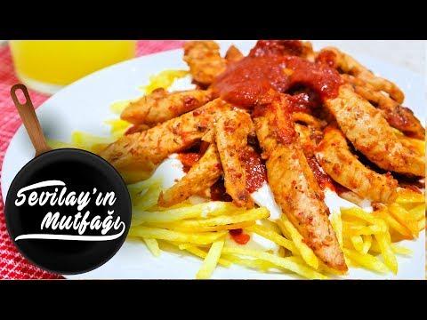 Tavuklu Çökertme Kebabı Nasıl Yapılır? | Tavuklu Çökertme Kebabı Tarifi