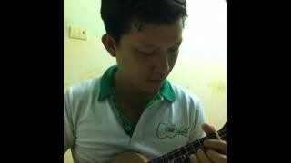 Tuyết rơi đêm giáng sinh - cover ukulele