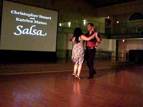 Dancing with the Professors - Salsa Routine